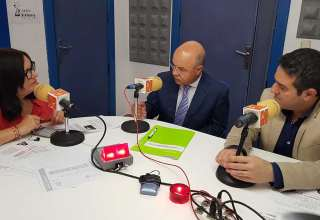 Entrevista del Director General de Hacienda en Radio Sintonía